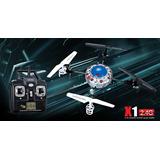 Drone Quadcopter- Zyma X1-2.4g (cambio Por Telf Inteligente)