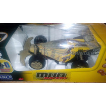 Carro Radio Control Nikko Off-road Buggy Mud Racers Series