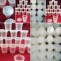 Envases Plásticos Tinitas 180cc (precio Por Docena)