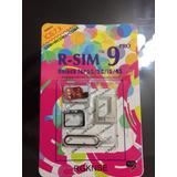 R-sim 9 Pro iPhone 4s 5 5s 5c Gevey Ios 7 8 9.x
