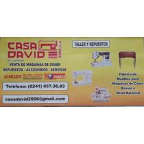 Servicio Tecnico Para Maquinas De Coser Domesticas E Industr