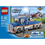 Lego City 60056 Camión Grúa 227 Pzs (50v)