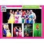 Show Magico De Las Princesas, Campanita, Frozen Lov11