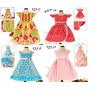 Patrones De Costuras Para Vestidos De Niñas