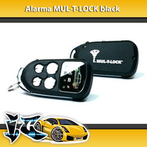 Alarma Mul-t-lock Black 100% Original