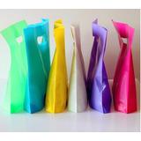 Bolsa Plastica Tipo Boutique 40x50 Colores Varios X 100 Unds