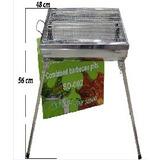 Parrillera Daily A Carbon 56cm De Altura Mod:sd002
