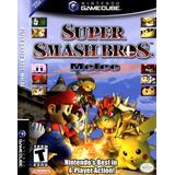 Juego Digital Gamecube-wii Super Smash Bros Mel Somos Tienda