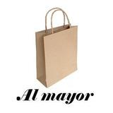 Bolsas De Regalo De Papel Kraft 180gr, Al Mayor