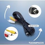 Cable Rca 10 Pin Deco L14 Direc-tv Deco L14