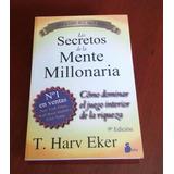 Libro Los Secretos De La Mente Millonaria (en Hojas Blancas)