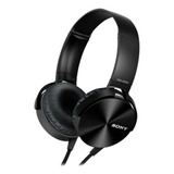 Audifonos Manos Libres Sony Extrabass Cable Mdr-xb450