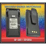 Batería Motorola Ep450 -li-ion/litio Nntn4497cr Japonesa