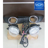Faros Neblina Chevrolet Aveo Speed 2011-2013 Kit