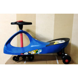 Carritos Twist Car 40 U$a Tipo Plasmacar Unisex Hasta 100 Kg