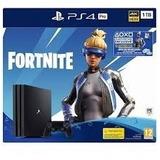 Consola Sony Playstation 4 1tb Fortnite Bundle