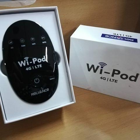 Multibam Zte WiPod 4g Lte Wifi Modem Router Digitel Oferta