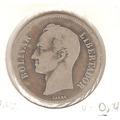 2 Bolivares De 1919