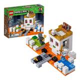 Lego Minecraft La Calavera De La Lucha 21145 V29