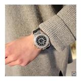 Reloj Geneva De Damas Con Brillantes Y Luces Led Mayor Y Det