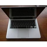 Macbook Pro 2012 Core I5 Impecable - Garantía Y Factura.