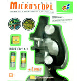 Microscopio Con Accesorios Juguete Educativo Didactico