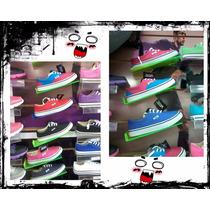 Zapatos Vans Para Damas Y Caballeros
