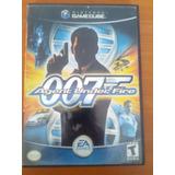 Juego De Nintendo Gamecube 007 Agent Underfire