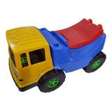 Camión Montable Para Niños Grande Dos Modelos Myp