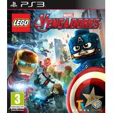 Ps3 Combo Lego Avengers Y Marvel Superheroes Digital 16gb