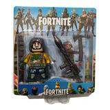 Figuras Tipo Lego Gigante De Personajes Fortnite 8cm