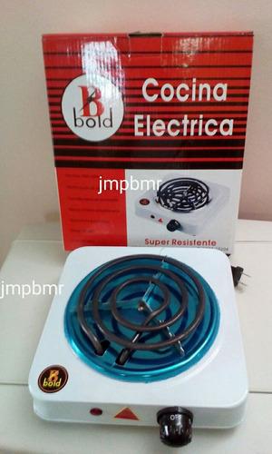 Cocina electrica 1 hornilla 110v bold bs wdaoy for Precio electrodomesticos cocina