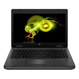 Laptop Portatil Hp 6460b 14  Corei5 Win7 Refurbished Bagc