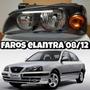 Faro Delantero Hyundai Elantra 2008 2009 2010 2011 2012  Hyundai Elantra