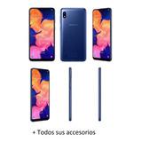 Samsung Galaxy A10 128gb M Sd. 4g. Liberado. + Accesorios.
