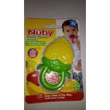Mordedor Rasca Encías Bebes Nuby Fruity Chews Piñita Nuevo