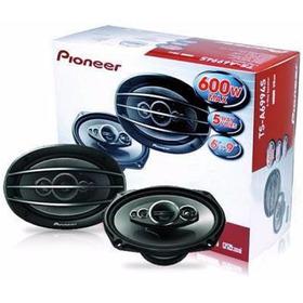 Cornetas Pioneer 6x9 De 600w Modelo Ts-a6994s