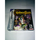 Golden Sun: The Lost Age Para Gameboy Advance