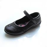 Zapato Colegial Escolar Casual Floricienta Niña 26-38 Md4001