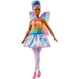 Muñecas Figura  Barbie Dreamtopia Hada  Original 30 Cm