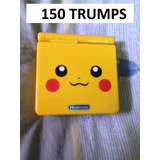 Gameboy Advance Sp Pikachu Pokemon Edition Rare