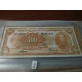 Billete 500 1953 B7