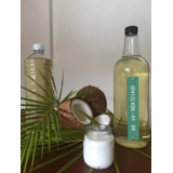 Aceite De Coco 100% Natural Artesanal Extra Virgen.