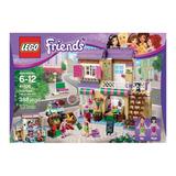 Lego Friends 41108  El Mercado De Alimentos 388 Pzs(65us)