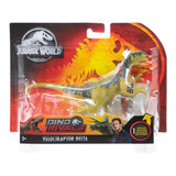 Jurassic World Velociraptor Delta Mattel  A_13 Vrd Ccs Y Val