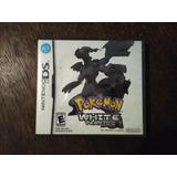 Pokemon White Blanco Nintendo Ds 3ds 2ds