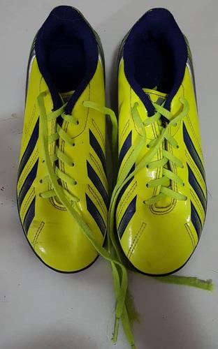 Calzado Deportivo Tacos Para Jugar Futbol adidas Original 33 8ab95eb06cd92