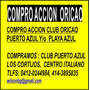 Club Oricao, Puerto Azul, Tanaguarena, Los Cortijos, Vaac,