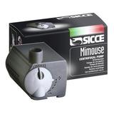 Sicce Mimouse Bomba Agua Fuentes Acuario 300 Lth, 0,5 Metros