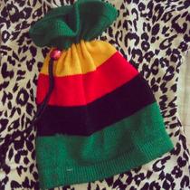 Gorro Rastafari Tejido